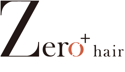zero hairロゴ